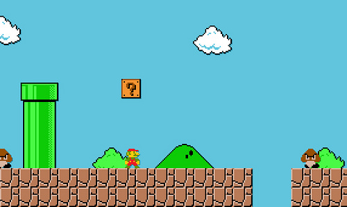 Super Mario Maker Invades Super Smash Bros. With a Unique New Stage