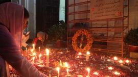 Pakistan prayer vigil persecuted Christians