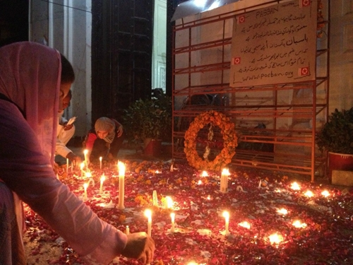 Pakistan prayer vigil persecuted Christians