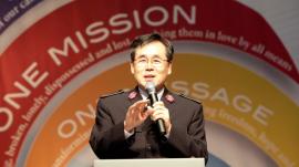 Park Jong Deok Salvation Army