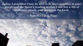 Pastor Kim prayer6