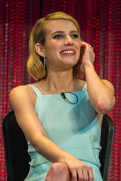 Emma Roberts Attends PaleyFest