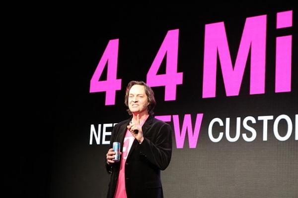 John Legere of T-Mobile