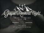 KCM Gospel Renewal Night 2015
