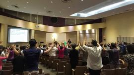 Miami joint worship