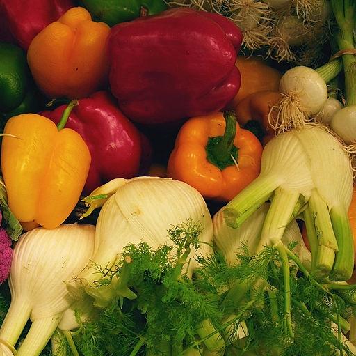 Antioxidant-rich diet