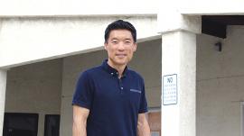Pastor Tim Park