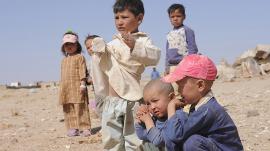 Children Afghanistan