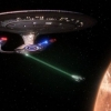 Tractor beam from Star Trek