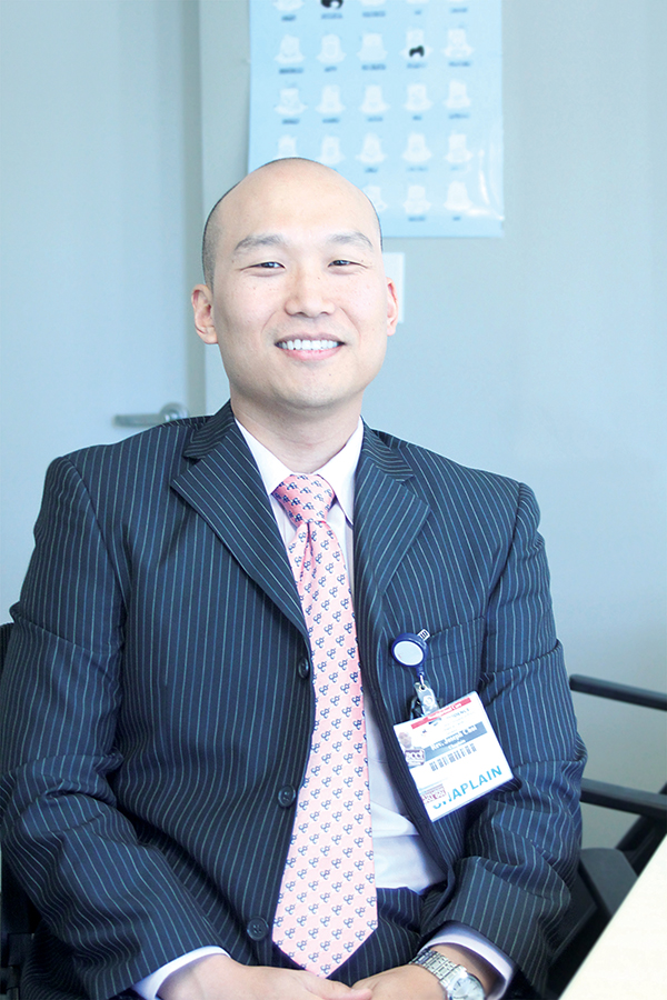 Reverend Joseph Choi
