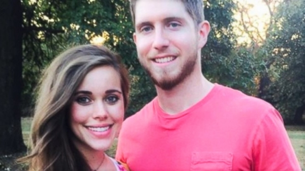 Jessa Duggar-Seewald and husband, Ben