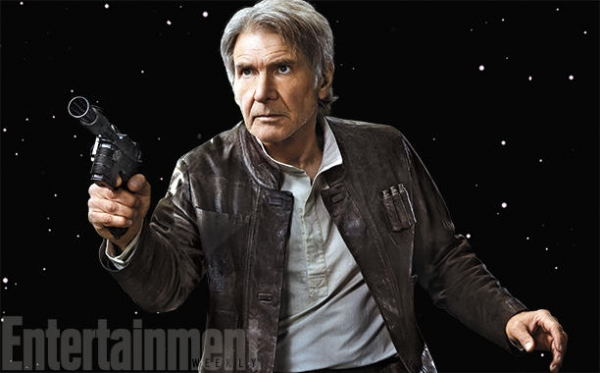 Star Wars: The Force Awakens' Movie: Harrison Ford Admits He