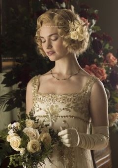 photo wikipedia lady rose from downton abbey - Downton Abbey Christmas Special
