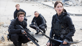 'The Hunger Games: Mockingjay- Part 2'