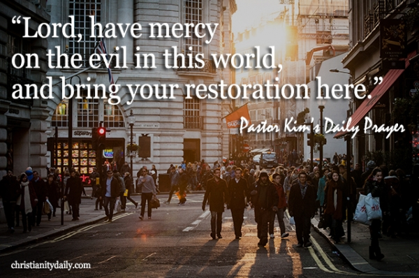 Pastor Kim prayer 41
