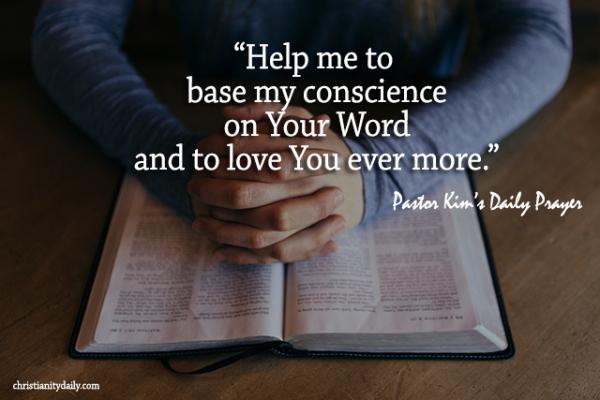 Pastor Kim prayer42