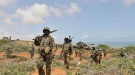 Al-Shabab police