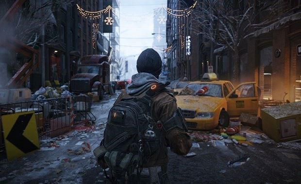The Division map doesn't include Brooklyn on launch, only Manhattan