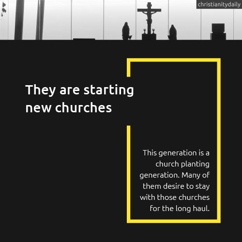Millennial pastors Thom Rainer