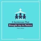Thom Rainer Joy to Pastors