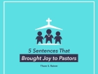 Thom Rainer Joy to Pastors