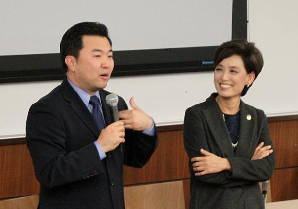 David Ryu, Young Kim
