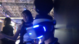 Playstation VR Update