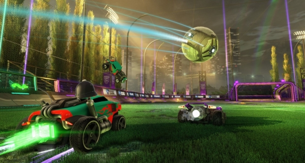Rocket League Update