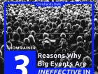 Thom Rainer Big events ineffective