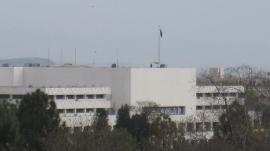 Pakistan Parliament House