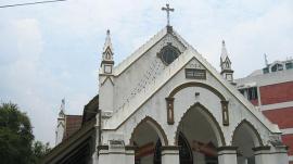 Malaysia church