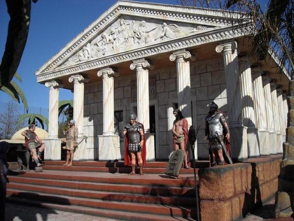 (Photo : Roberto Ettore/Wikimedia/CC) Christ standing before Pontius Pilate.