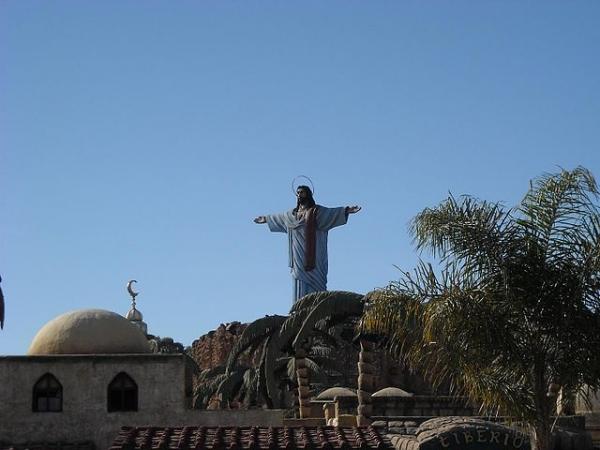 (Photo : Roberto Ettore/Wikimedia/CC) Resurrection of Christ at Tierra Santa.