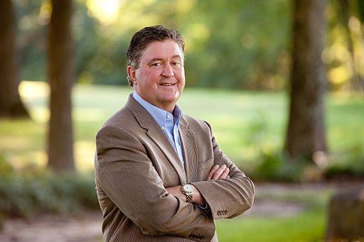 SBC President Steve Gaines