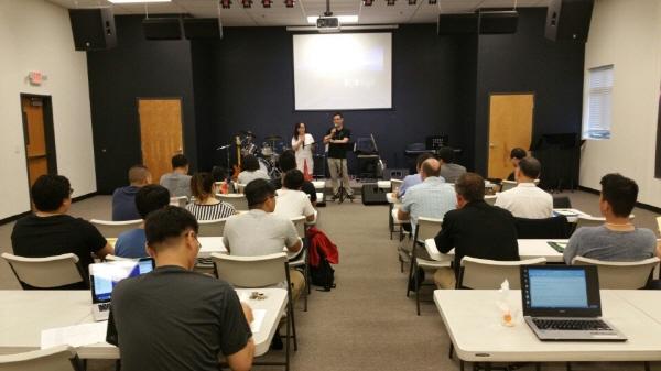 KECA Korea Evangelical Church of America