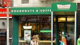 Krispy Kreme and Cheerwine