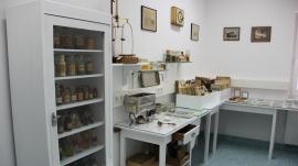 Doctor Roman Lesnika memorial room