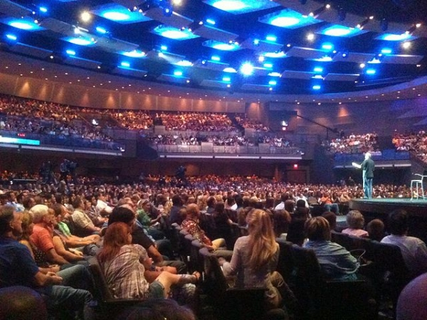 Gateway church, Texas