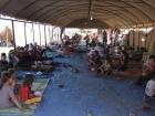 Iraq Yazidi refugees