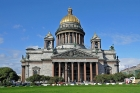 St Isaac's Cathedral in St Petersburg Russia
