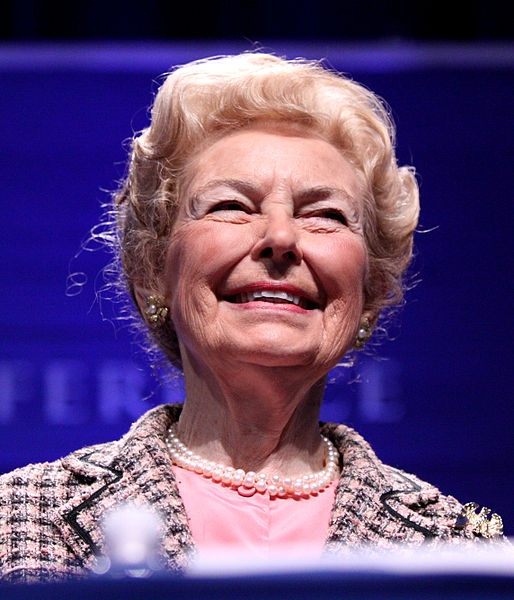 Phyllis Schlafly