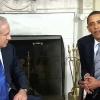 Israeli Prime Minister Benjamin Netanyahu and President Barack Obama