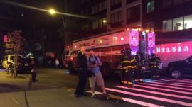 Manhattan 2016 explosions