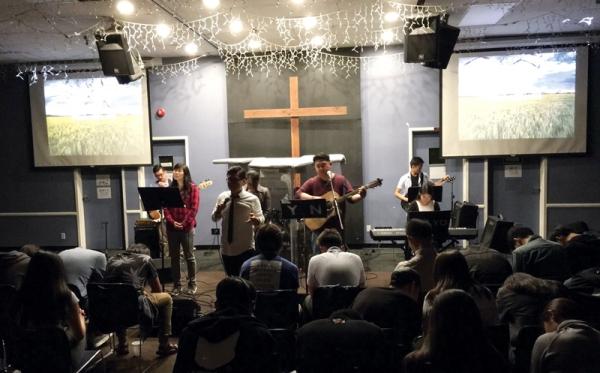 Ekklesia joint youth worship