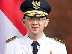 Indonesian Jakarta Governor Basuki Tjahaja Purnama