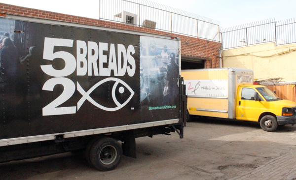 5 Breads 2 Fish