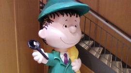 Peanuts Linus