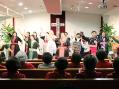 Hmong teens Only Jesus Mission Church