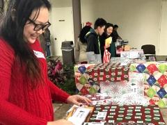 KFAM Christmas party 2016
