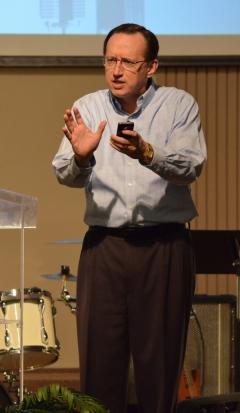 Jeff Iorg